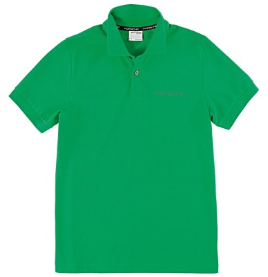 Мужское поло Porsche Polo-Shirt Green