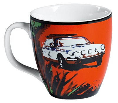 Коллекционная чашка Porsche Collector's mug No. 14 – limited edition.