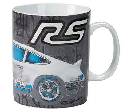 Коллекционная чашка Porsche Collector's Mug RS 2.7 Collection