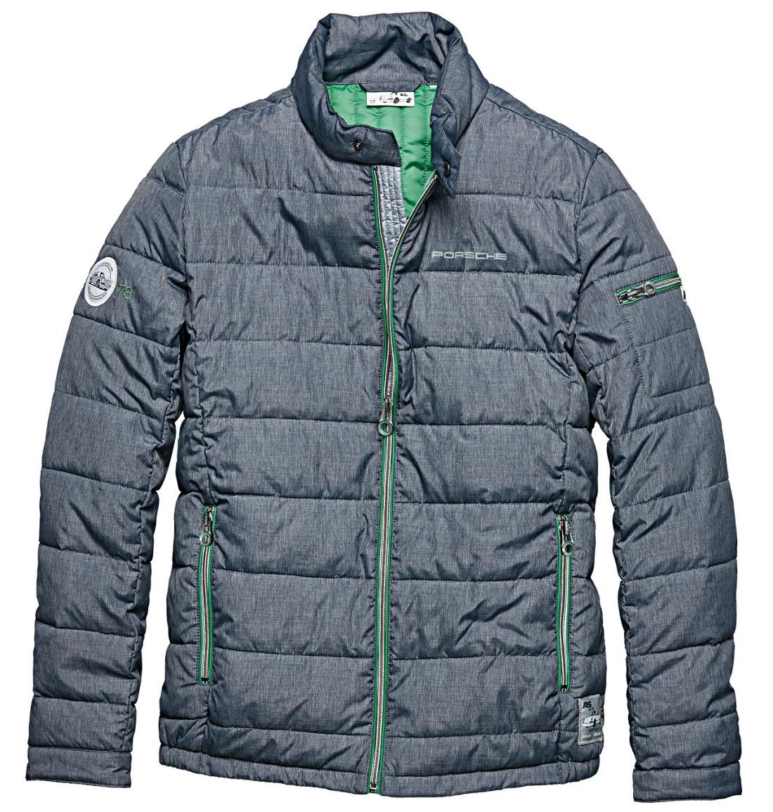Мужская куртка Porsche Jacket Men Rs 2 7 Collection Grey Wap95700s0h 16950 рублей