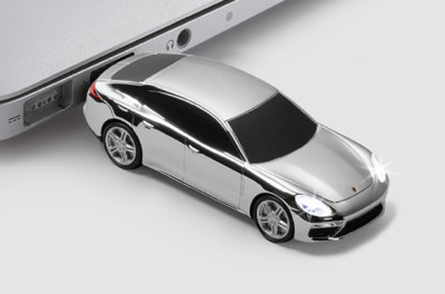 Флешка (USB-накопитель) Porsche Panamera Turbo USB Stick