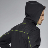 Мужская куртка Porsche Men's Jacket Sport, Black/Acid Green, артикул WAP54300S0G