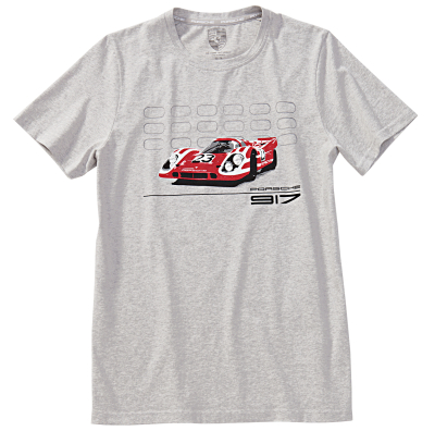 Футболка унисекс Porsche 917 Salzburg T-Shirt, No.5, Unisex - Racing Collection