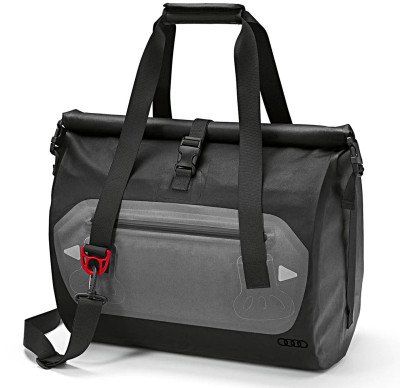 Сумка Audi Weekender Bag (R8), black/grey
