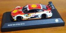 Модель BMW M4 DTM 2015, Augusto Farfus, Scale 1:43