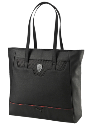 Женская сумка Ferrari LS Shopper Ladie's Handbag, Black