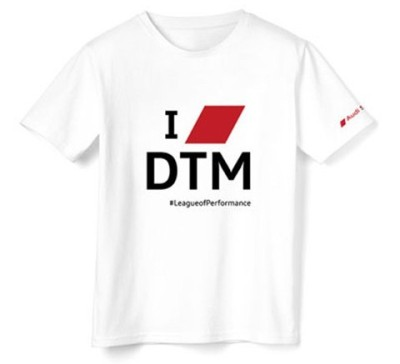 Детская футболка Audi Kids Fan T Shirt DTM Motorsport