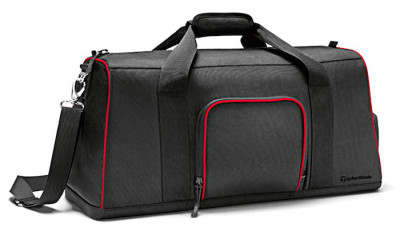 Спортивная сумка Audi Medium Sport Duffel, Golf, black/red