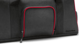 Спортивная сумка Audi Medium Sport Duffel, Golf, black/red, артикул 3261600200
