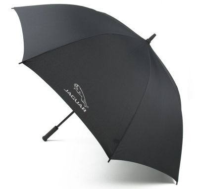 Зонт-трость Jaguar Golf Umbrella Black 2017