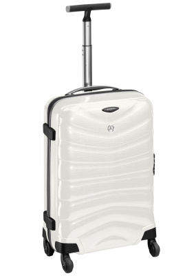 Чемодан Mercedes-Benz Suitcase, Spinner 75, Diamond White, Curv