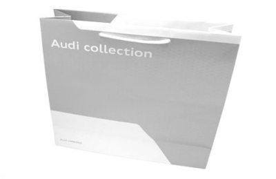 Бумажный подарочный пакет Audi Collection Paper bag, Size S