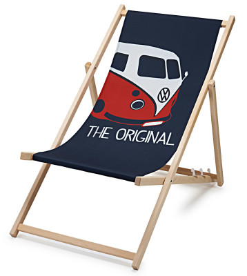 Складной шезлонг Volkswagen T1 Bulli Foldable Chair, The Original