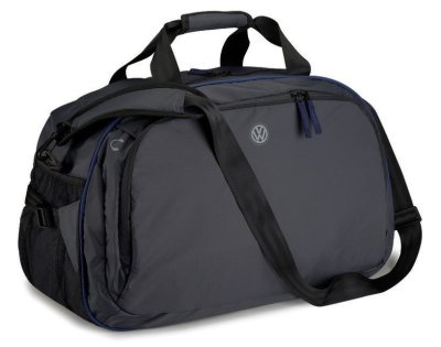 Спортивная сумка Volkswagen Logo Sports Bag, Black