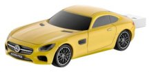 Флешка Mercedes-Benz USB stick AMG GT, AMG solarbeam, 16GB
