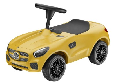 Детский автомобиль Mercedes-AMG GT S Ride-on car, AMG Solarbeam