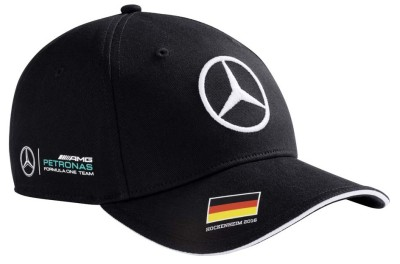 Бейсболка Mercedes-Benz Men's cap, Rosberg, Germany 2016 Special Edition