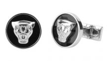 Запонки Jaguar Ultimate Cufflinks - Black