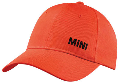 Бейсболка Mini Wordmark Cap Orange