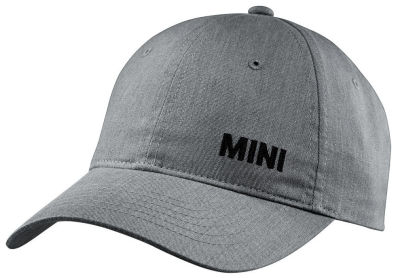 Бейсболка Mini Wordmark Cap Grey