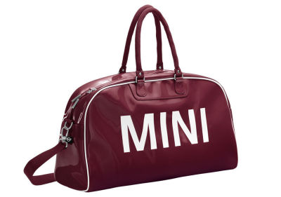 Сумка Mini Duffle Bag, Cordovan