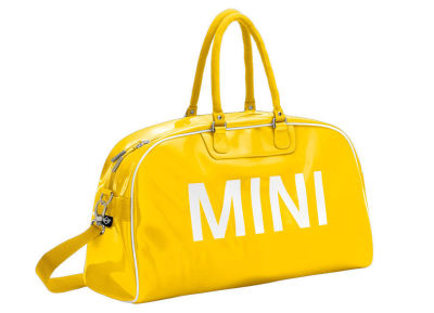 Сумка Mini Duffle Bag, Yellow