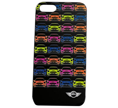 Жесткий чехол для iPhone Mini Phone Hard Case, Multicolour, for Apple iPhone 5/5S