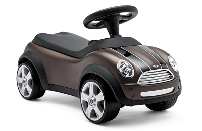 Детский автомобиль Mini Baby Racer Hot Chocolate / Black