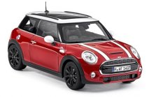 Модель автомобиля Mini Hatch Cooper S (F56), Blazing Red, Scale 1:18