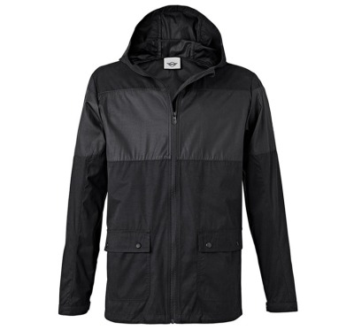Мужская куртка MINI Men's Jacket With Backpack, Black