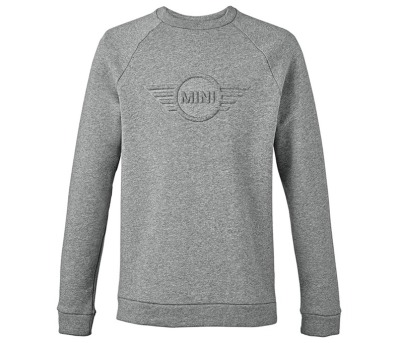 Мужской джемпер Mini Men's Sweatshirt Wing Logo 3D, Grey