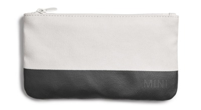 Косметичка MINI Pouch Small Colour Block, White/Black