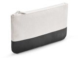 Косметичка MINI Pouch Small Colour Block, White/Black, артикул 80212445656