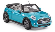 Модель автомобиля Mini Cabrio (F57), Electric Blue, Scale 1:18