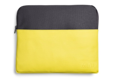 Чехол для планшета Mini Tablet Cover Colour Block, Grey/Lemon