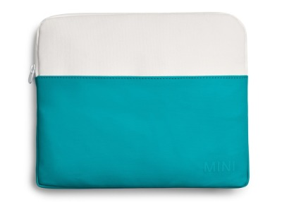 Чехол для планшета Mini Tablet Cover Colour Block, White/Aqua