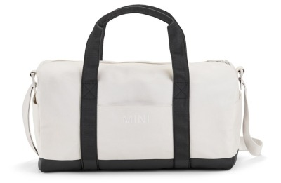 Спортивная сумка Mini Duffle Bag Colour Block, White/Black