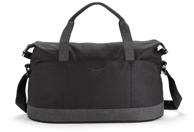 Сумка MINI Weekender Bag, Material Mix, Black/Grey 2017