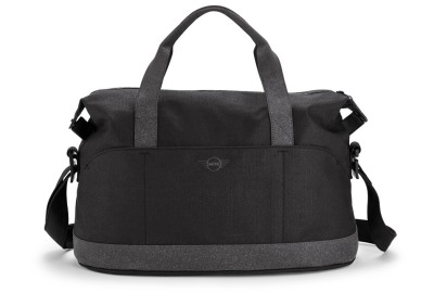 Небольшая сумка Mini Overnight Bag, Material Mix, Black/Grey