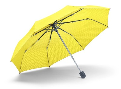 Складной зонт MINI Umbrella Foldable Signet, Lemon