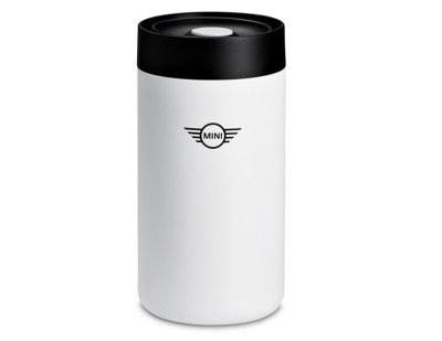 Термокружка Mini Travel Mug, White/Black