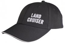 Бейсболка Toyota Land Cruiser Baseball Cap, Weekend, Black-Purple