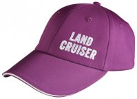 Бейсболка Toyota Land Cruiser Baseball Cap, Weekend, Purple