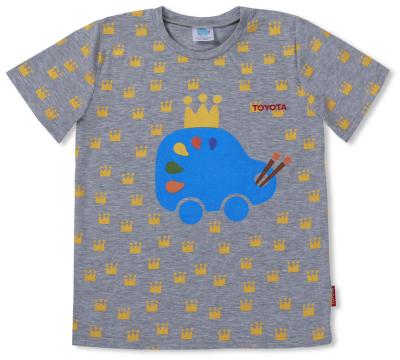 Детская футболка Toyota Kids T-Shirt Grey