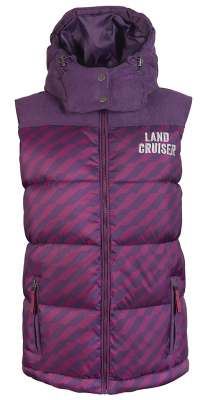 Женский жилет Toyota Ladies Vest, Weekend, Lilac
