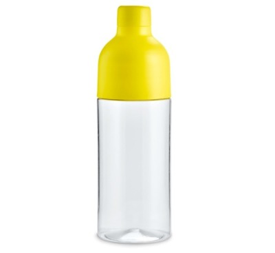 Бутылка для воды Mini Water Bottle Colour Block, Lemon