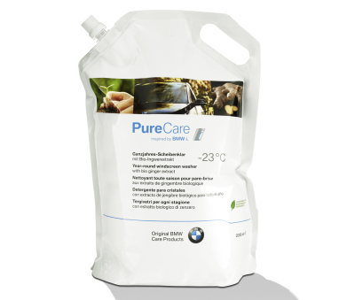 Средство для очистки стекол BMW i PureCare Year-round Windscreen Washer with Bio Ginger Extract