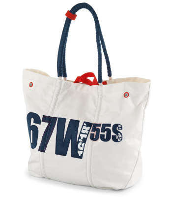 Пляжная сумка BMW Yachting Beach Bag White
