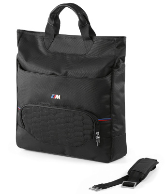 Сумка BMW M Multifunctional Bag, Black