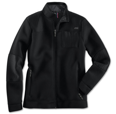 Мужская куртка BMW M Sweat Jacket, Men, Black